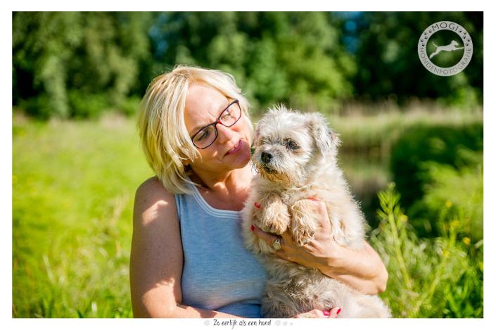 Oska en Bo, Border Terrier
